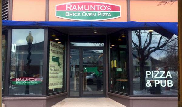 North Adams Pizza - Ramuntos